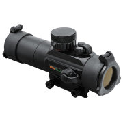 TRUGLO Gobble Stopper 30mm Dual Color Rifle Scope - Black