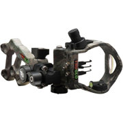 TRUGLO Rival Hunter 3-Pin Bow Sight – RH/LH