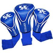 Team Golf Kentucky Wildcats Contour Headcovers - 3-Pack