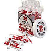 """Team Golf Rutgers Scarlet Knights 2.75"""" Golf Tees - 175-Pack"""