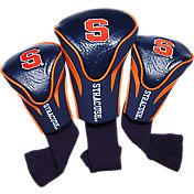 Team Golf Syracuse Orange Contour Headcovers - 3-Pack