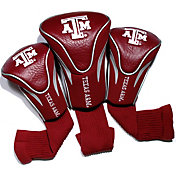 Team Golf Texas A&M Aggies Contour Headcovers - 3-Pack