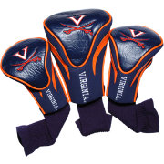 Team Golf Virginia Cavaliers Contour Headcovers - 3-Pack