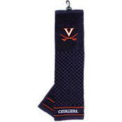 Team Golf Virginia Cavaliers Embroidered Towel