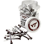 "Team Golf Virginia Tech Hokies 2.75"" Golf Tees - 175-Pack"