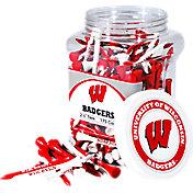 "Team Golf Wisconsin Badgers 2.75"" Golf Tees - 175-Pack"
