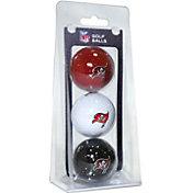Team Golf Tampa Bay Buccaneers Golf Balls – 3 Pack