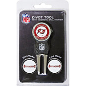 Team Golf Tampa Bay Buccaneers Divot Tool and Marker Set