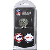 Team Golf Buffalo Bills Two-Marker Cap Clip