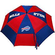 "Team Golf Buffalo Bills 62"" Double Canopy Umbrella"