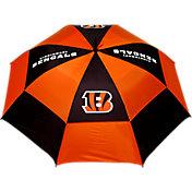 """Team Golf Cincinnati Bengals 62"""" Double Canopy Umbrella"""