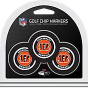 Team Golf Cincinnati Bengals Poker Chips Ball Markers - 3-Pack