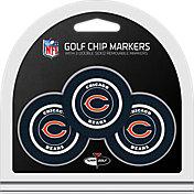 Team Golf Chicago Bears Poker Chips Ball Markers - 3-Pack