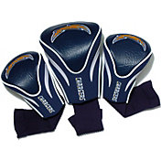 Team Golf San Diego Chargers 3-Pack Contour Headcovers
