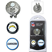 Team Golf San Diego Chargers Two-Marker Cap Clip