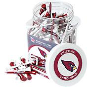 Team Golf Arizona Cardinals 175 Count Golf Tee Jar