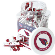 Team Golf Arizona Cardinals 175 Count Golf Tee Jar