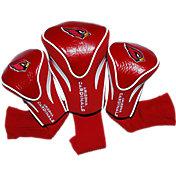 Team Golf Arizona Cardinals 3-Pack Contour Headcovers