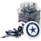Team Golf Dallas Cowboys 175 Count Golf Tee Jar