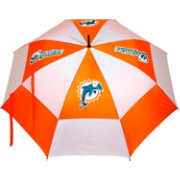 "Team Golf Miami Dolphins 62"" Double Canopy Umbrella"