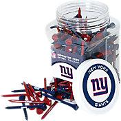 Team Golf New York Giants 175 Count Golf Tee Jar