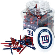 Team Golf New York Giants 175 Count Golf Tee Jar
