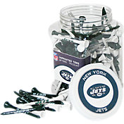 Team Golf New York Jets 175 Count Golf Tee Jar