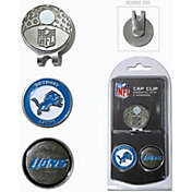 Team Golf Detroit Lions Two-Marker Cap Clip