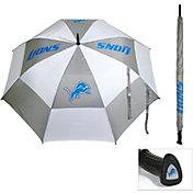 "Team Golf Detroit Lions 62"" Double Canopy Umbrella"