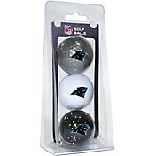 Team Golf Carolina Panthers Golf Balls – 3 Pack