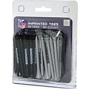 Team Golf Oakland Raiders Golf Tees – 50 Pack