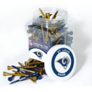 Team Golf St. Louis Rams 175 Count Golf Tee Jar