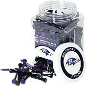 Team Golf Baltimore Ravens 175 Count Golf Tee Jar