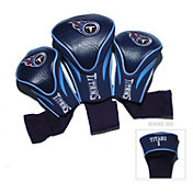Team Golf Tennessee Titans 3-Pack Contour Headcovers