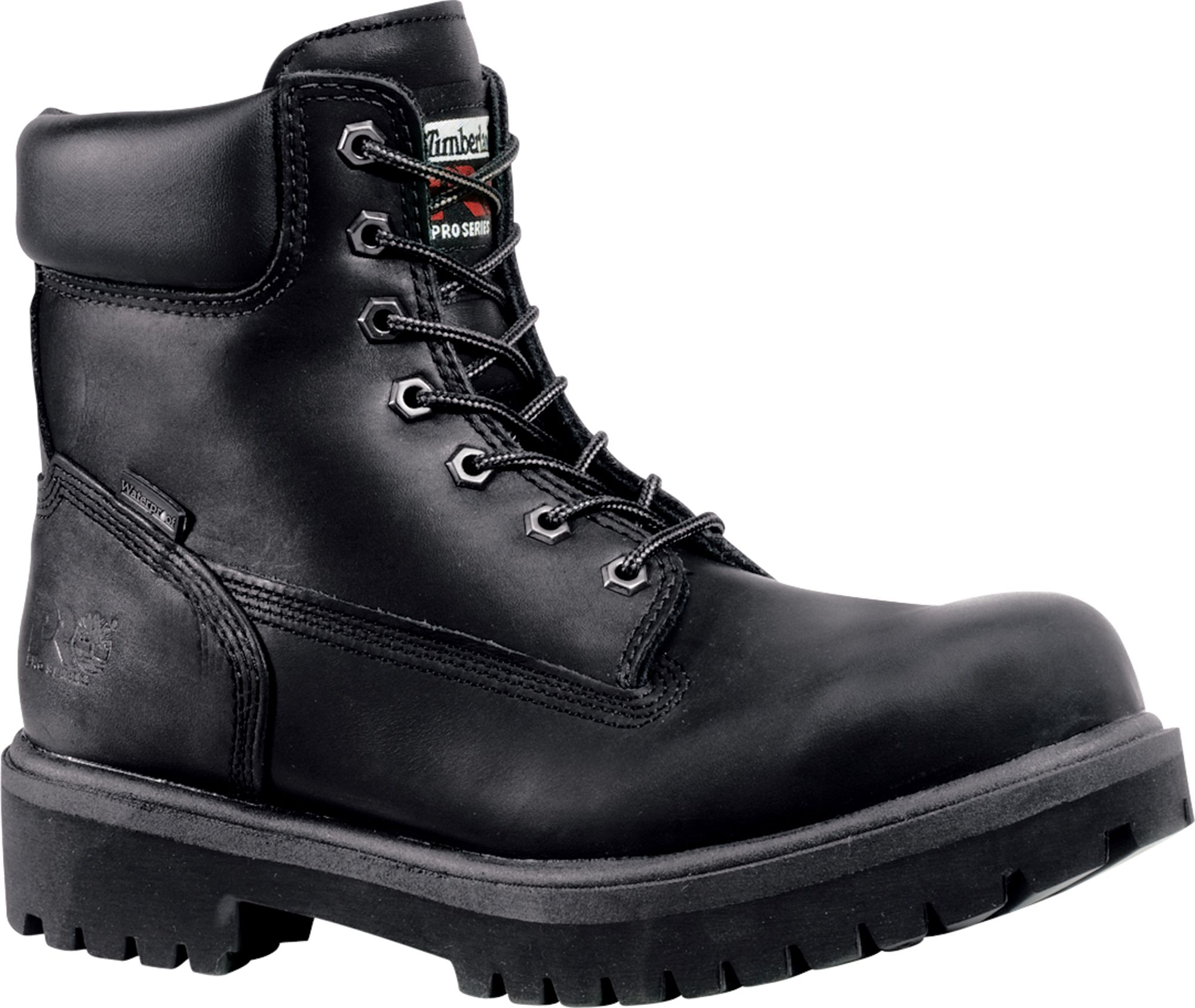 Timberland PRO Men's Direct Attach 6''' Waterproof 200g Soft Toe ...