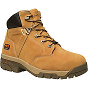 """Timberland PRO Men's Helix 6"""" Waterproof Composite Toe Work Boots"""
