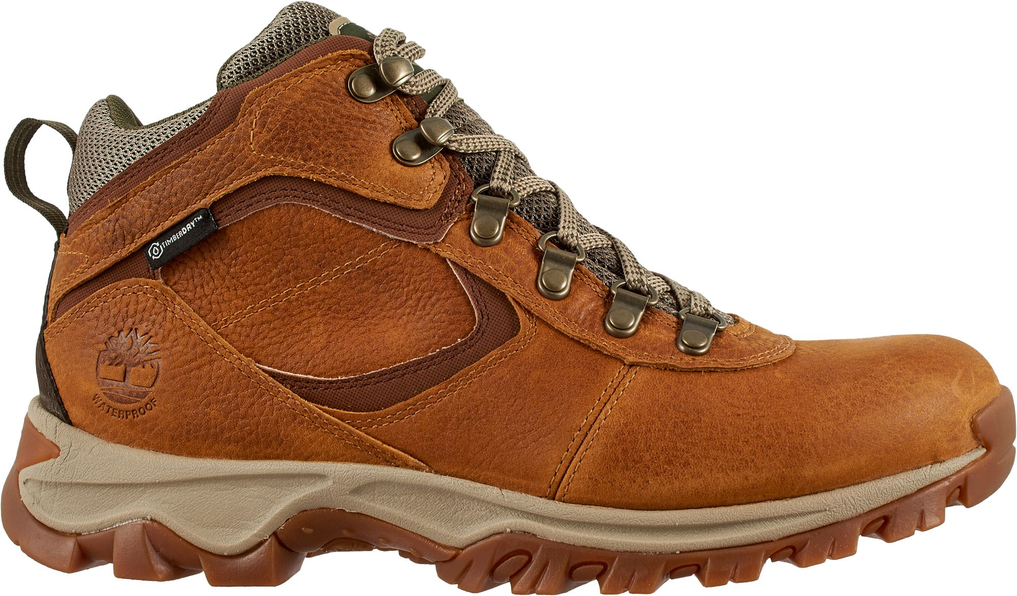 Timberland Men's Mt. Maddsen Mid Waterproof Hiking Boots by Timberland