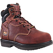 "Timberland PRO Men's 6"" Flexshield Internal Met Guard Steel Toe Work Boots"