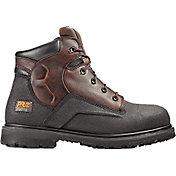 Timberland PRO Men's 6'' PowerWelt Waterproof Steel Toe Work Boots