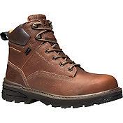 """Timberland PRO Men's Resistor 6"""" Waterproof Composite Toe Work Boots"""