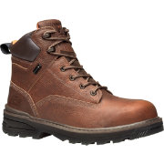 "Timberland PRO Men's Resistor 6"" Waterproof Composite Toe Work Boots"