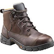 "Timberland PRO Men's Excave 6"" Steel Toe Work Boots"