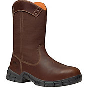 Timberland PRO Men's Excave Wellington Steel Toe Work Boots
