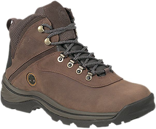 Timberland- Brown hiking shoes
