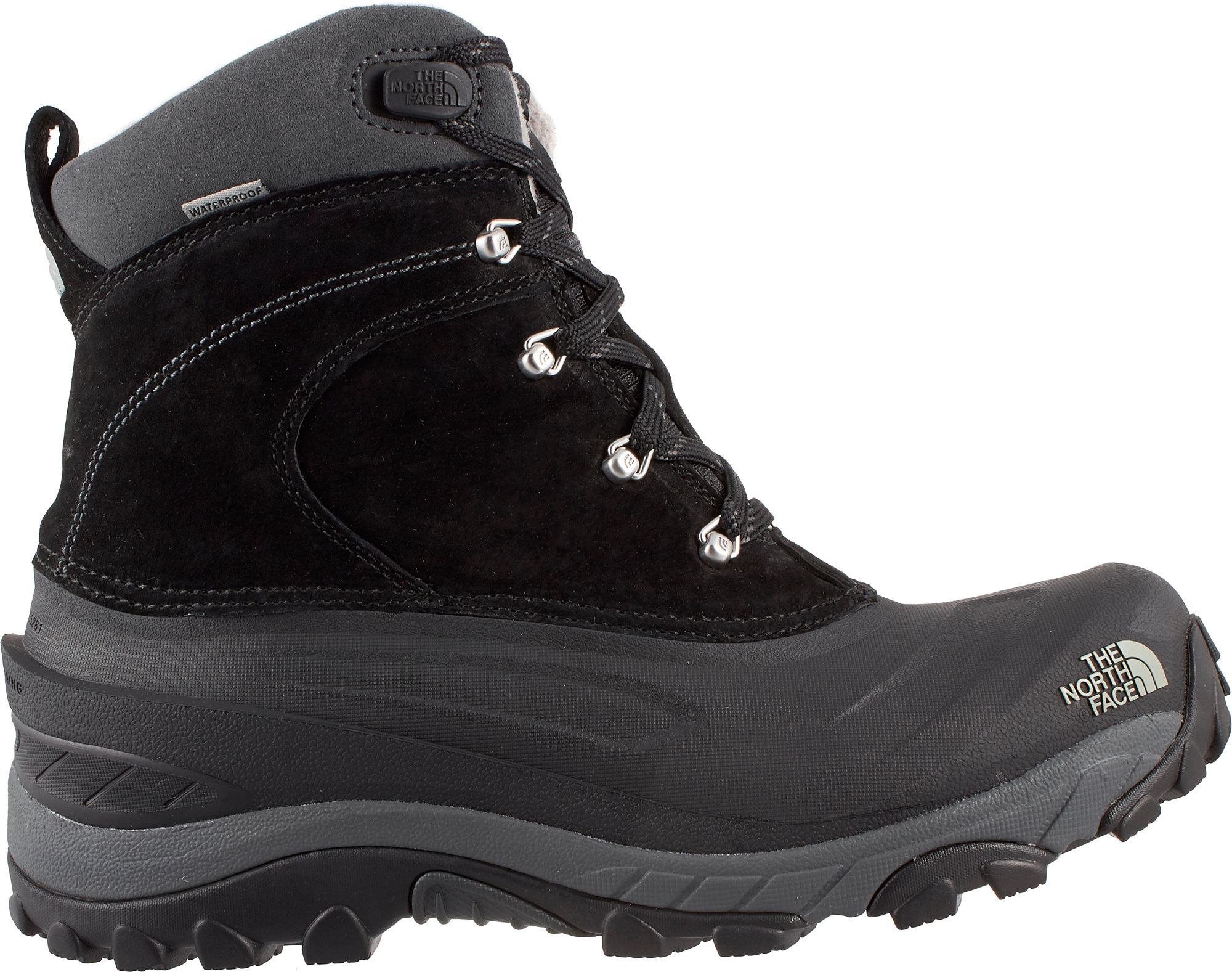The North Face Men's Chilkat II Waterproof 200g Winter Boots ...