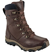 The North Face Men's Chilkat Tall Leather Waterproof 200g Winter Boots