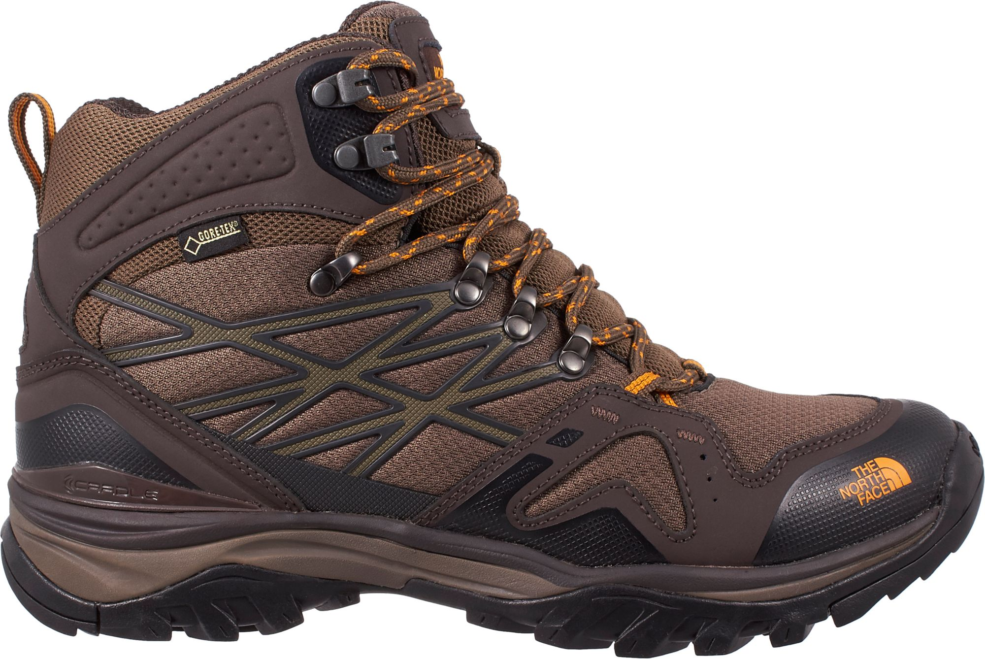The North Face Men's Hedgehog FastPack Mid GORE-TEX Hiking Boots ...