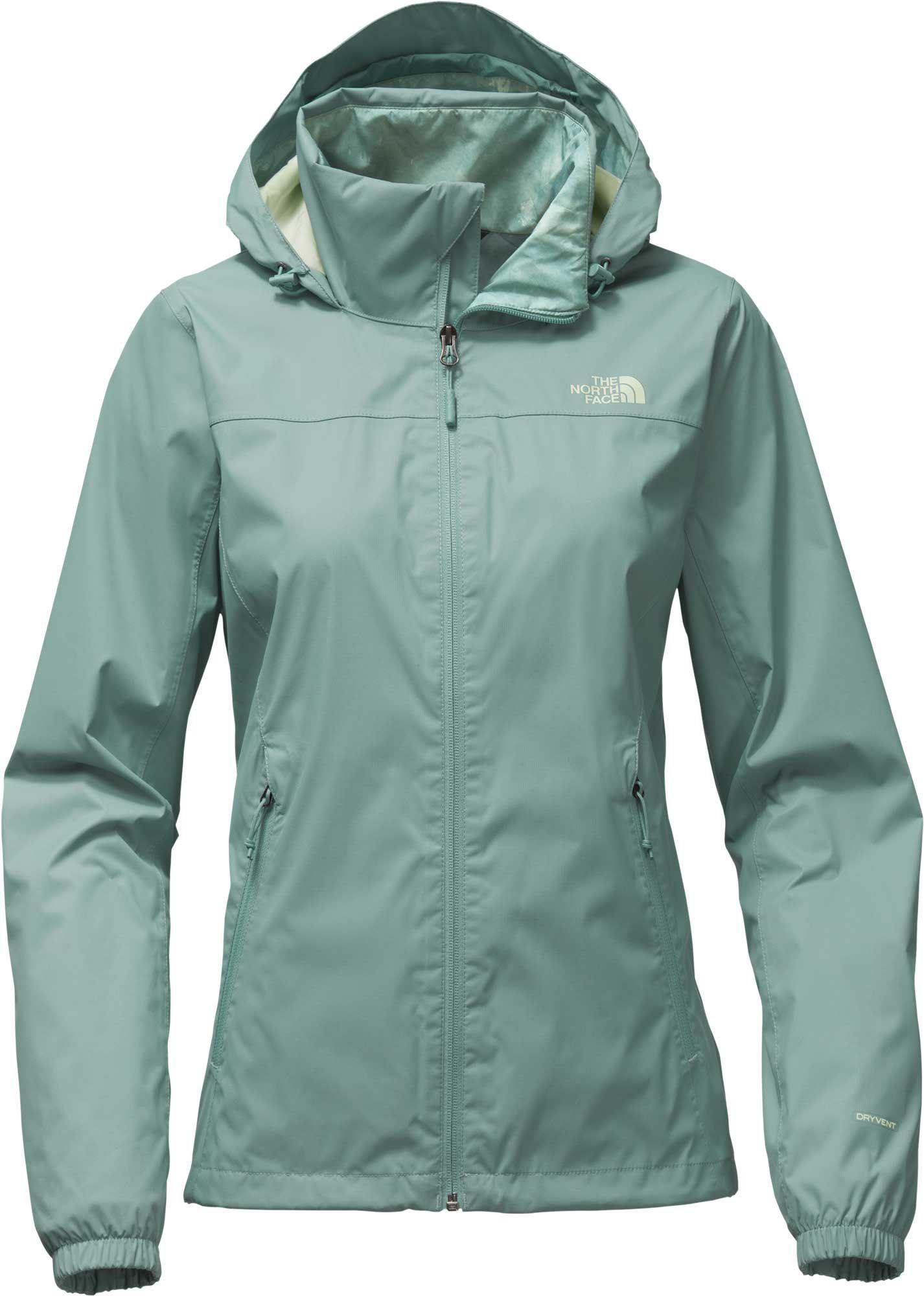 noImageFound ??? - The North Face Women's Resolve Rain Jacket DICK'S Sporting Goods