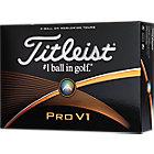 $42.99 Titleist Prior Gen Pro V1 Golf Balls
