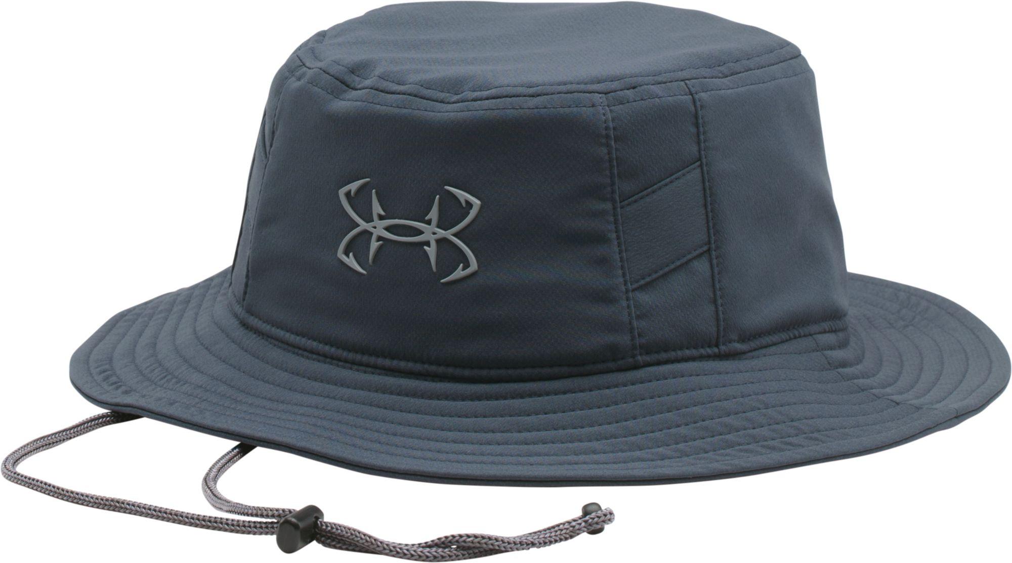Tren topi bucket hat indonesia for Under armour fish hook hat
